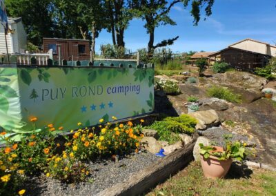 Puy Rond Camping